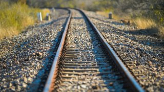 L'Afrique du Sud en train