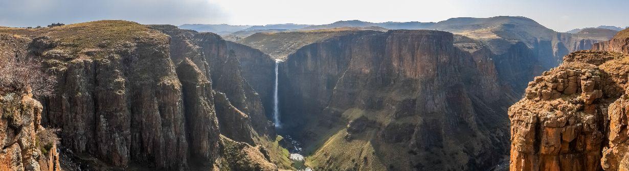 lesotho - voyages en afrique du sud