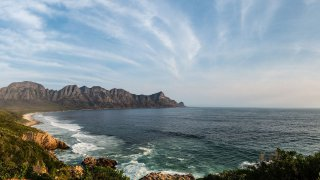 Route des Jardins en Afrique du Sud
