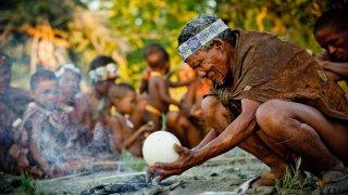 Rendez-vous en terres Bushman en Afrique du Sud