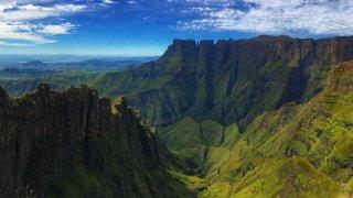 La transudafricaine: de Johannesburg au Cap en voiture