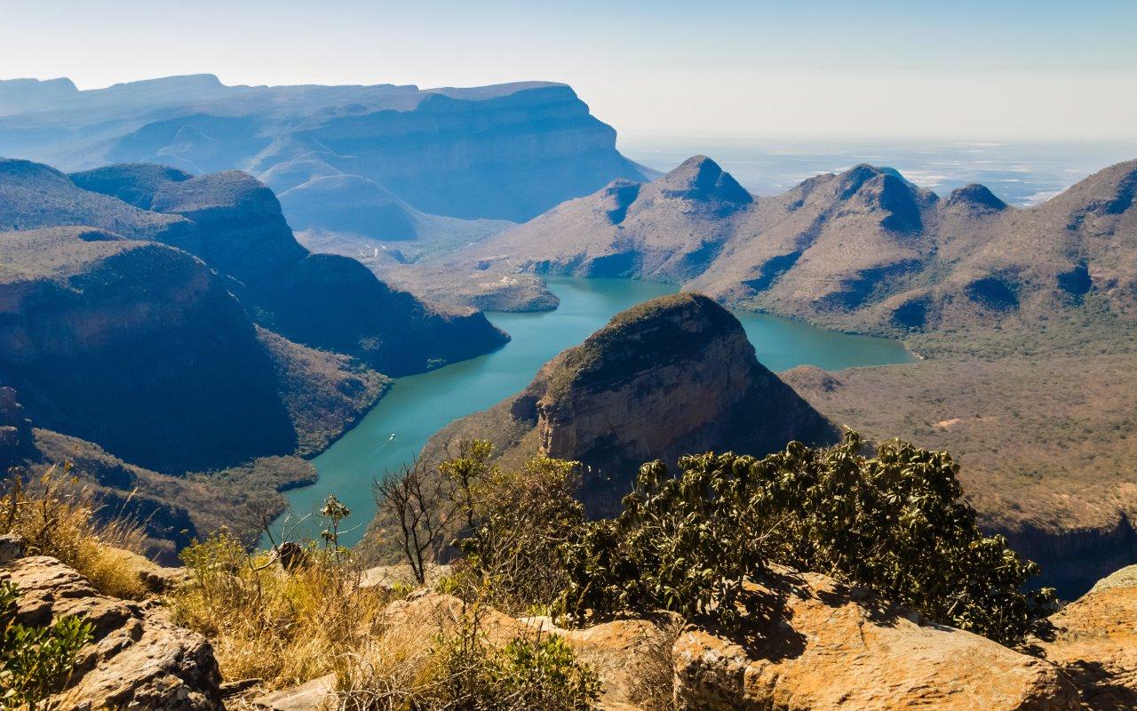 Le COVID-19 en Afrique du Sud - informations - terra south africa