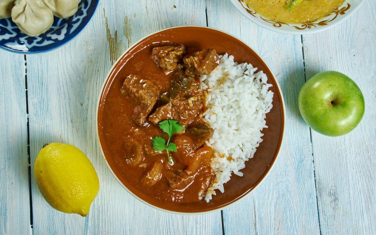 cuisine cape malay afrique du sud - terra south africa