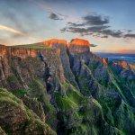 Drakensberg Amphitheatre - afrique du sud - terra south africa