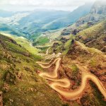 Sani Pass - afrique du sud - terra south africa