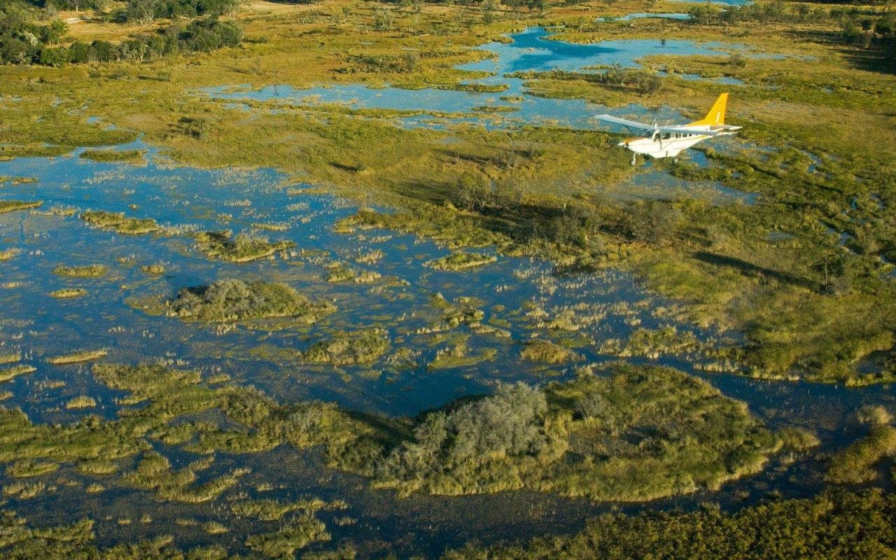 delta okavango - lune de miel au botswana - voyage sur mesure
