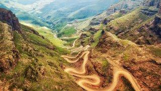 Sani Pass - voyage afrique du sud - terra south africa