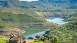 Semonkong - voyage lesotho - terra south africa