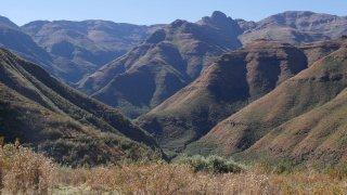 Parc National Tsehlanyane - voyage afrique du sud - terra south africa