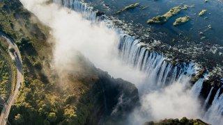 du cap aux chutes victoria - voyage afrique du sud