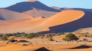Sesriem - afrique du sud - terra south africa