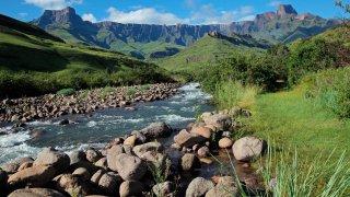 randonnées au drakensberg - agence de voyage terra south africa