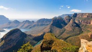 canyon de la Blyde River - voyage afrique du sud - terra south africa