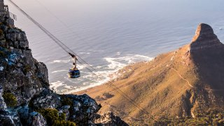 Montagne de la Table - voyage afrique du sud - terra south africa