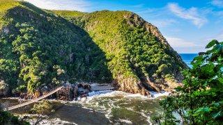 chasse au trésor en afrique du sud - voyage famille afrique du sud