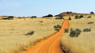 Route pour le Magaliesberg - voyage afrique du sud - terra south africa