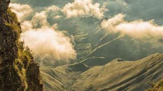 Montagnes du Drakensberg - voyage afrique du sud - terra south africa