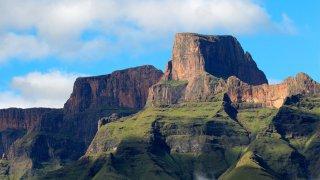 amphithéatre Drakensberg - voyage afrique du sud - terra south africa