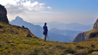 Parc National Sehlabathebe - voyage lesotho - terra south africa