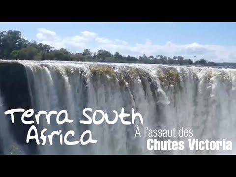 video chutes victoria - terra south africa