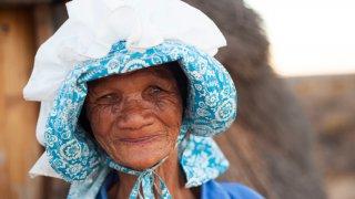 Groupe de femmes de l'Eco Lodge de Rietjieshuis - voyage afrique du sud - terra south africa
