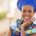 Femme Zoulou - afrique du sud